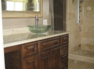Evans Custom Millworks Bathroom