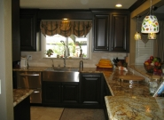 Evans Custom Millworks Kitchen