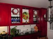 Evans Custom Millworks Kitchen