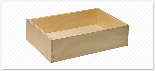 Drawer Box Information